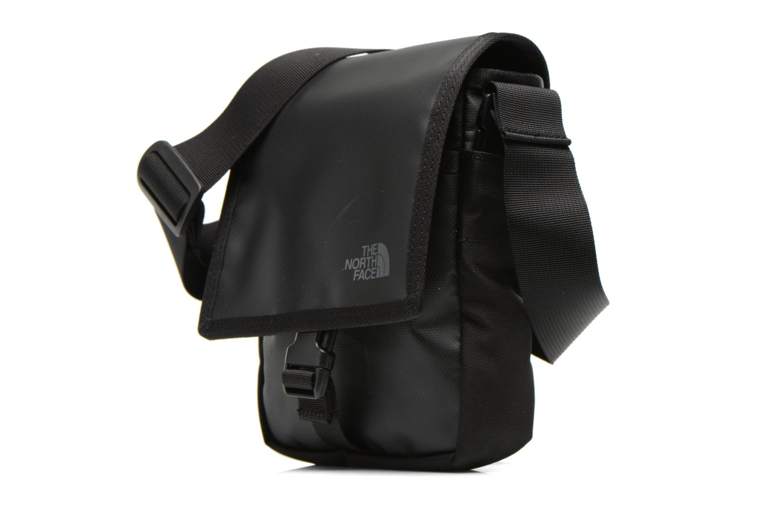 Herentassen The North Face Bardu Bag Zwart model