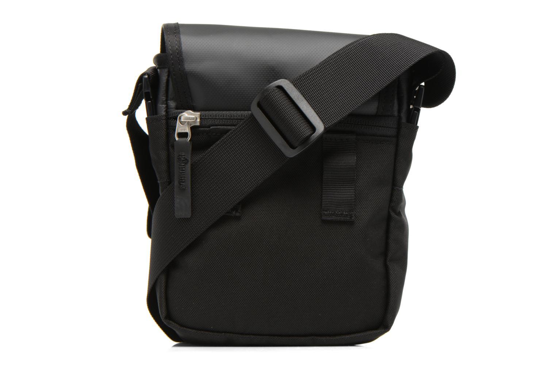 Men's bags The North Face Bardu Bag Black front view