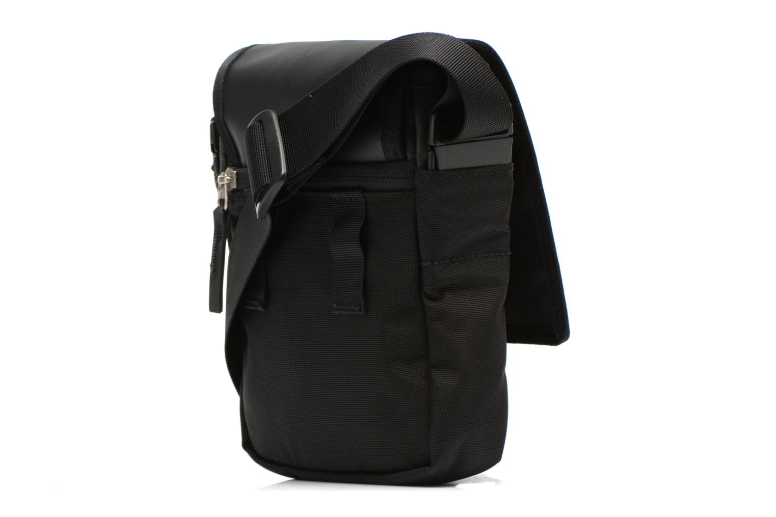 Men's bags The North Face Bardu Bag Black view from the right