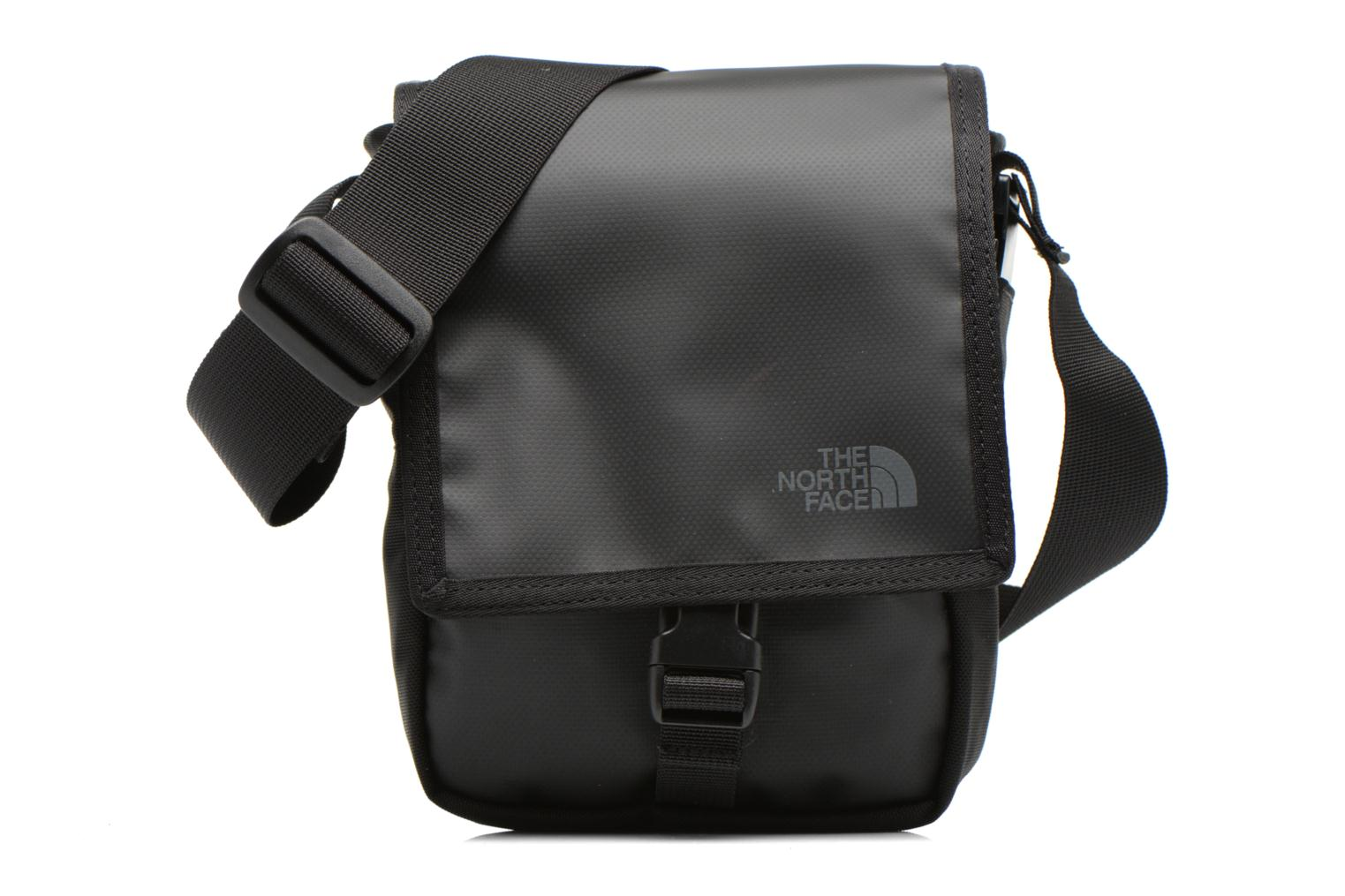 Herentassen The North Face Bardu Bag Zwart detail