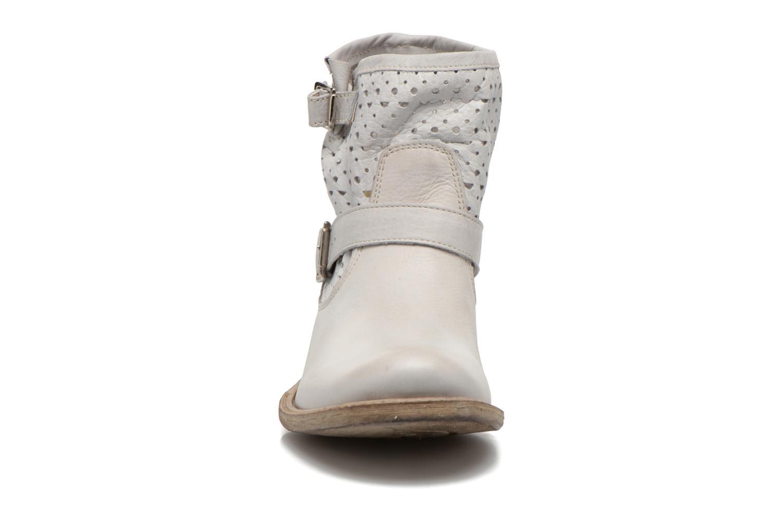 Bottines et boots Sweet Lemon L.5 Ebolo Gris vue portées chaussures