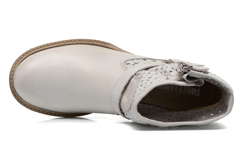Bottines et boots Sweet Lemon L.5 Ebolo Gris vue gauche
