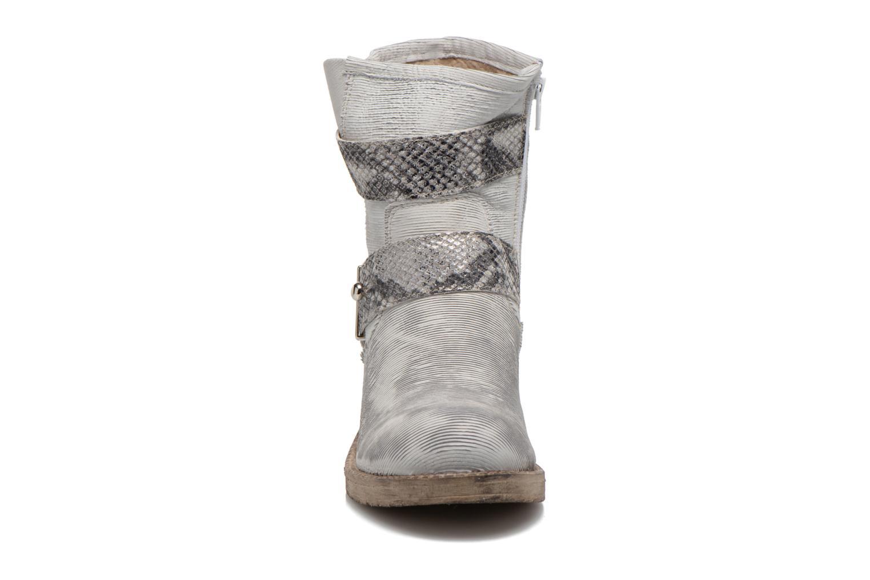 Bottines et boots Sweet Lemon L.5 Eliora Gris vue portées chaussures