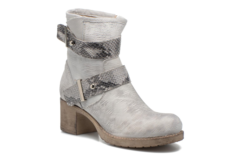 Bottines et boots Sweet Lemon L.5 Eliora Gris vue détail/paire