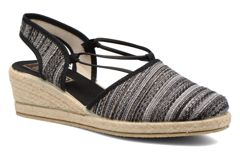 Sandales et nu-pieds Rondinaud Fier Noir vue détail/paire