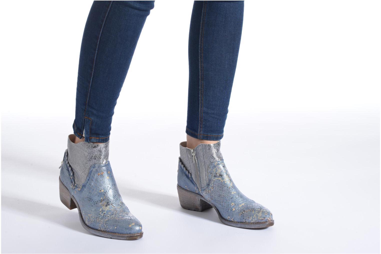 Bottines et boots Khrio Pasto Multicolore vue bas / vue portée sac