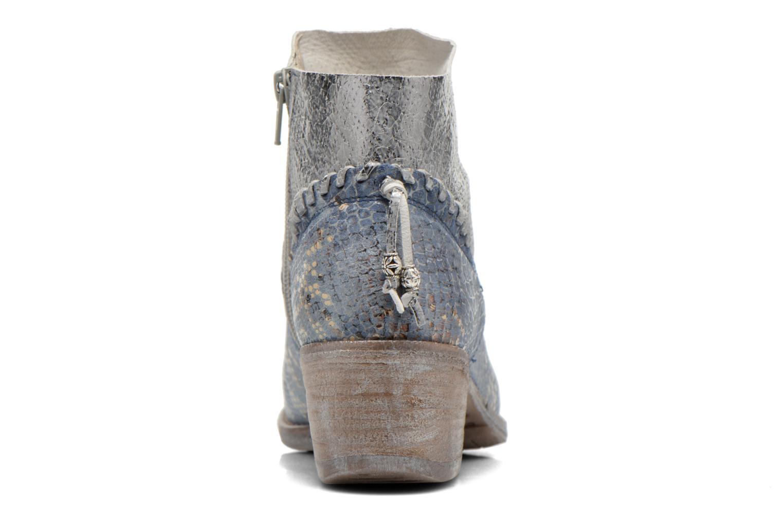 Bottines et boots Khrio Pasto Multicolore vue droite