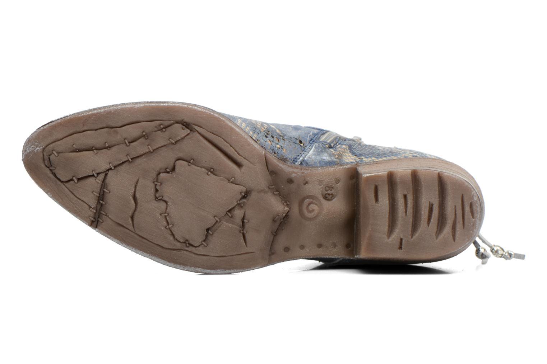 Bottines et boots Khrio Pasto Multicolore vue haut