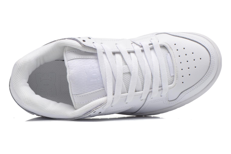 White/white/white DC Shoes Manteca (Blanc)