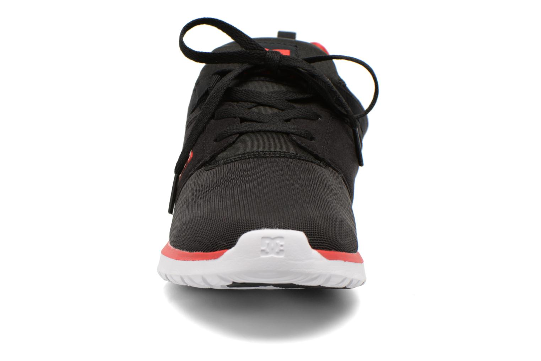 Black White DC Shoes Heathrow (Noir)