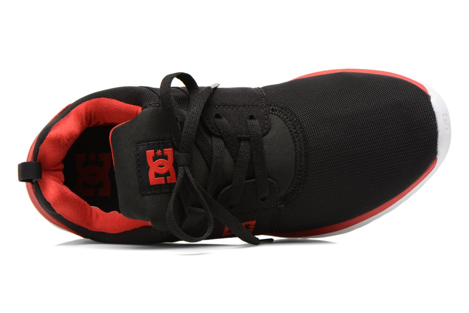 Heathrow Black/red