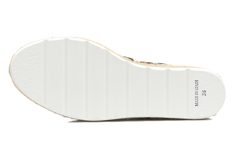 Basket Geometrico Platafor Negro