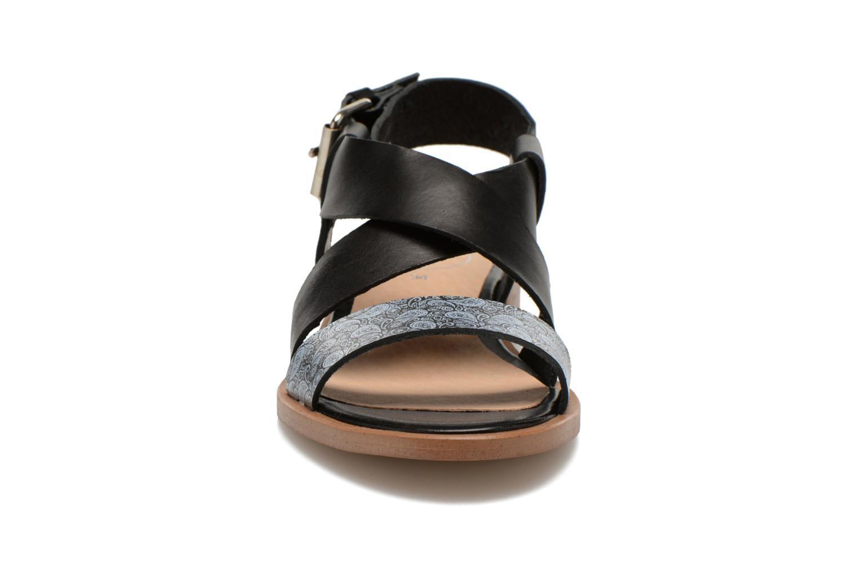 Sandals Yep DanyB Black model view