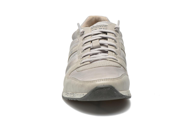 Baskets Mustang shoes Zoé Gris vue portées chaussures