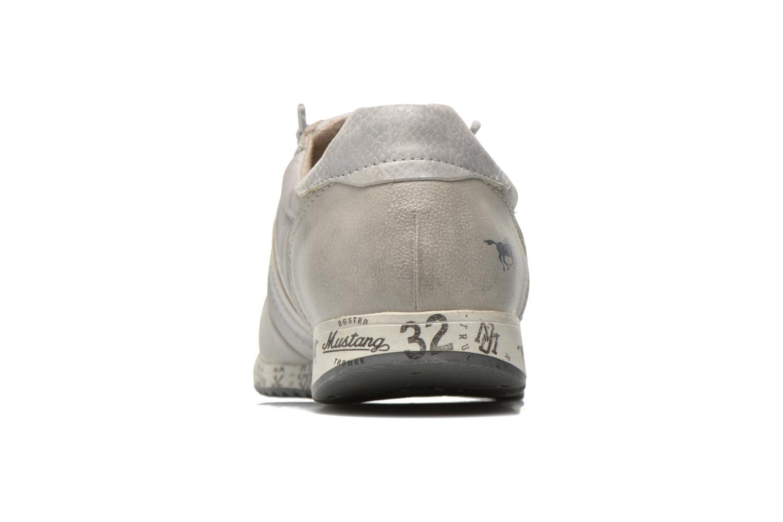 Baskets Mustang shoes Zoé Gris vue droite