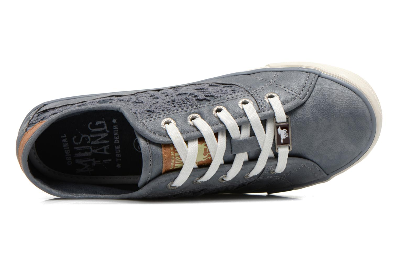 Blanc Mustang shoes Smith (Blanc)