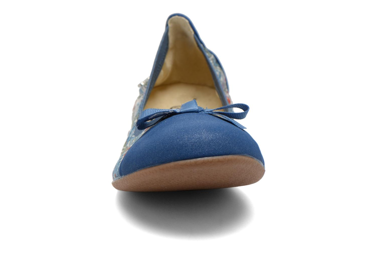 Ballet pumps Le temps des cerises Lilou II Multicolor model view
