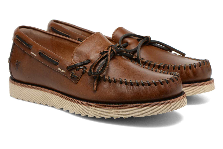 Loafers Frye Nathan Tie Brun 3/4 bild