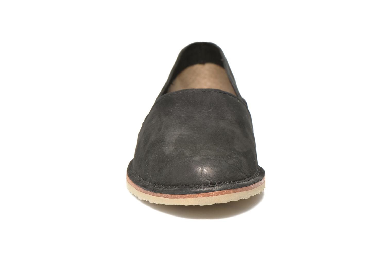 Espadrilles Frye Milly A line Noir vue portées chaussures
