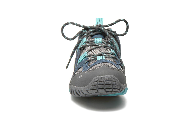Chaussures de sport Trespass Foile Gris vue portées chaussures