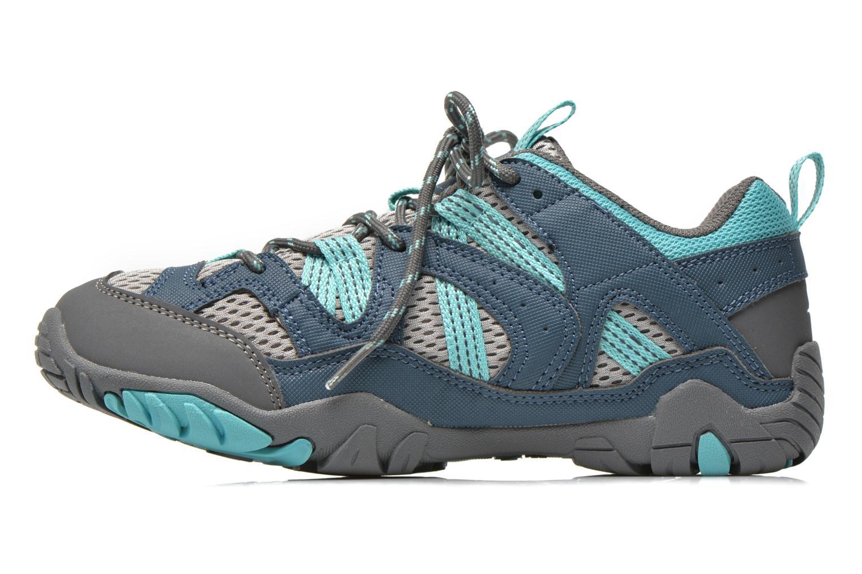 Chaussures de sport Trespass Foile Gris vue face