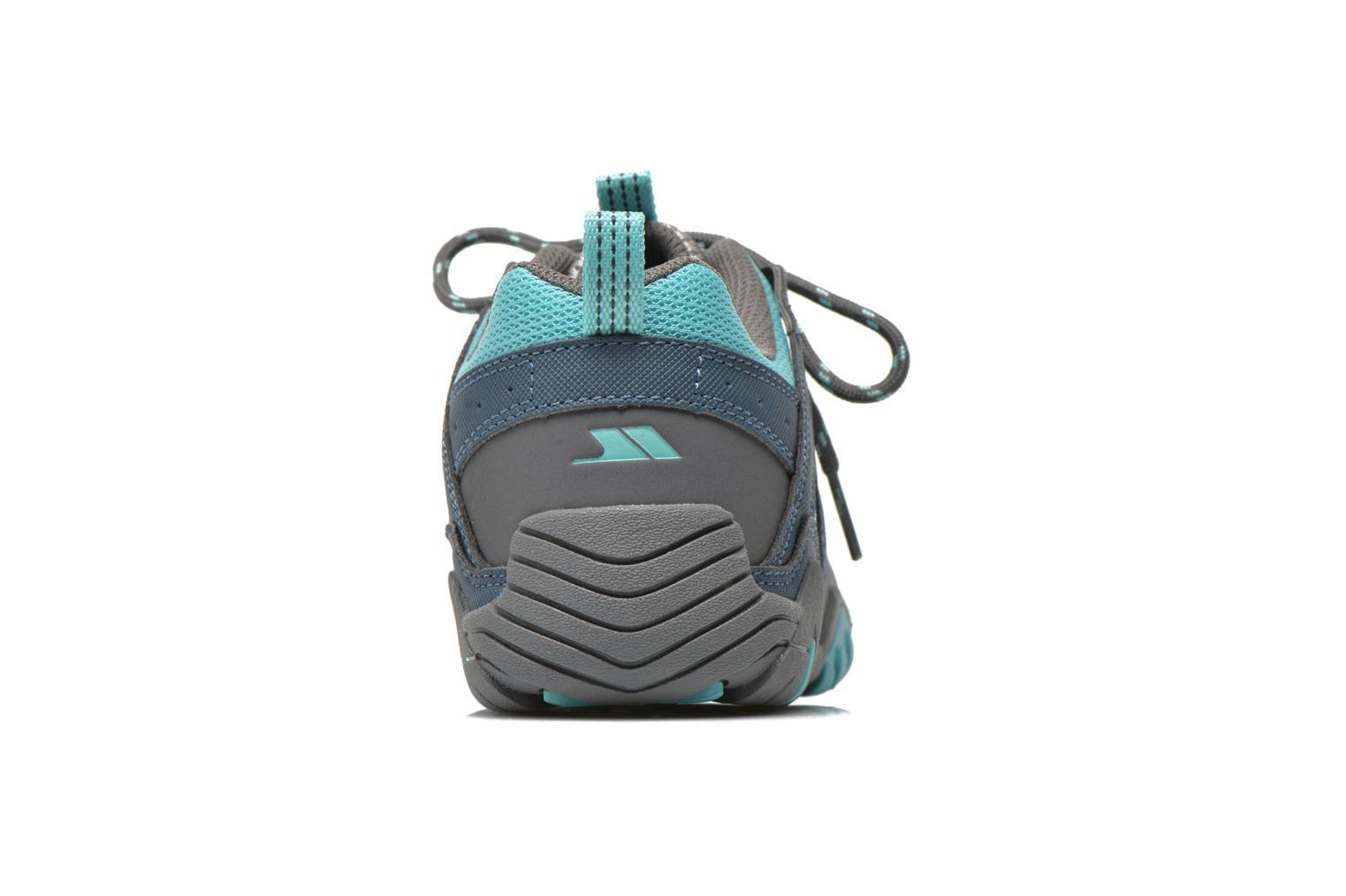 Chaussures de sport Trespass Foile Gris vue droite