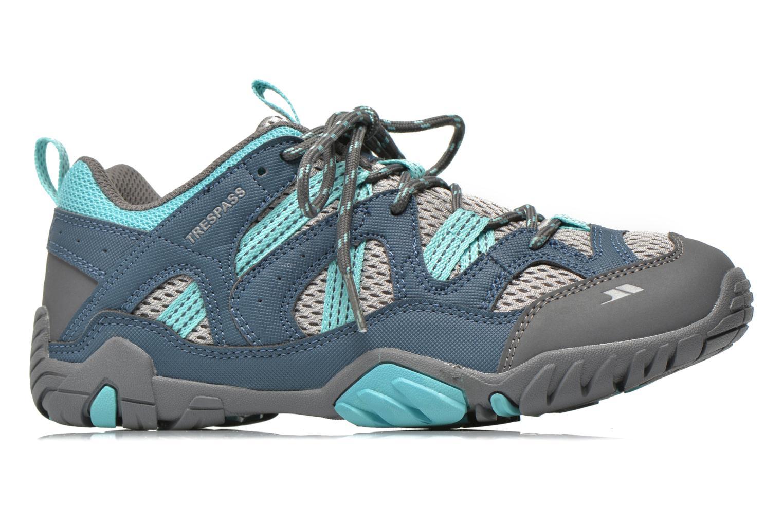 Chaussures de sport Trespass Foile Gris vue derrière