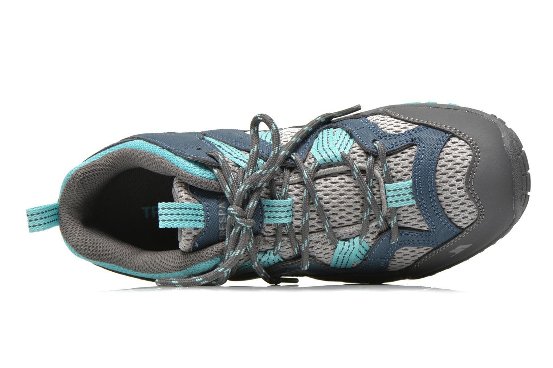 Chaussures de sport Trespass Foile Gris vue gauche