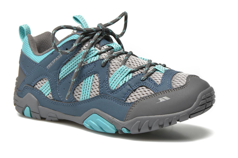 Chaussures de sport Trespass Foile Gris vue détail/paire