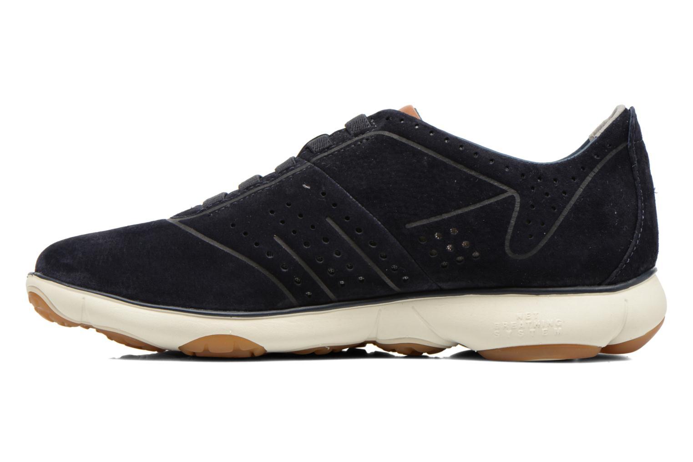 Sneaker Geox U NEBULA C U62D7C blau ansicht von vorne