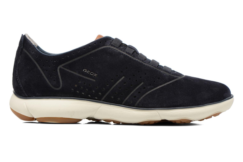 Sneaker Geox U NEBULA C U62D7C blau ansicht von hinten