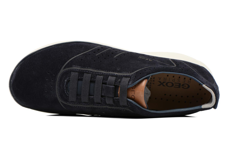 Sneaker Geox U NEBULA C U62D7C blau ansicht von links