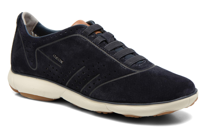 Sneaker Geox U NEBULA C U62D7C blau detaillierte ansicht/modell