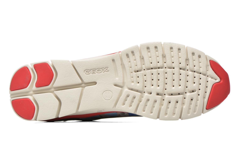Red off white Geox D SUKIE E D62F2E (Multicolore)