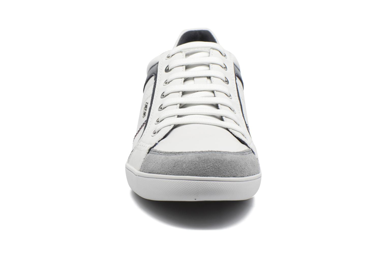 Baskets Geox U KRISTOF A U620EA Blanc vue portées chaussures