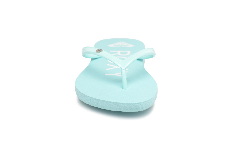 Slippers Roxy Rg Sandy Blauw model