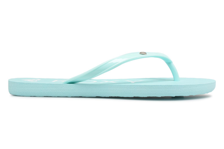 Flip flops Roxy Rg Sandy Blue back view