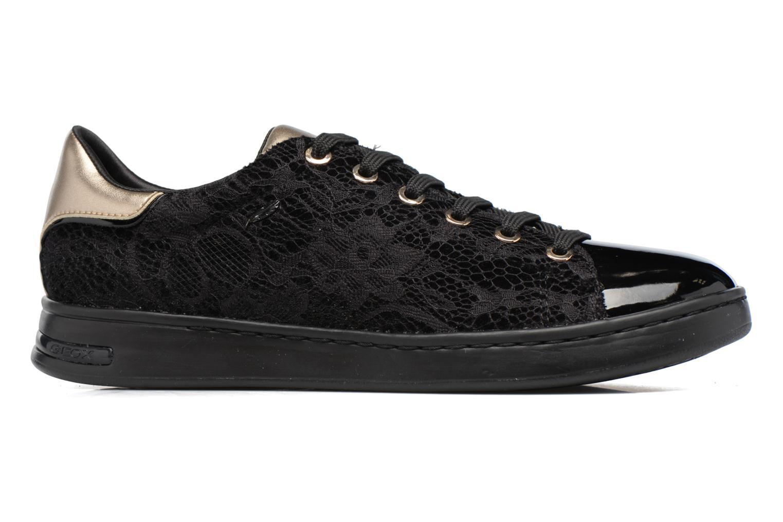Sneakers Geox D JAYSEN A D621BA Zwart achterkant