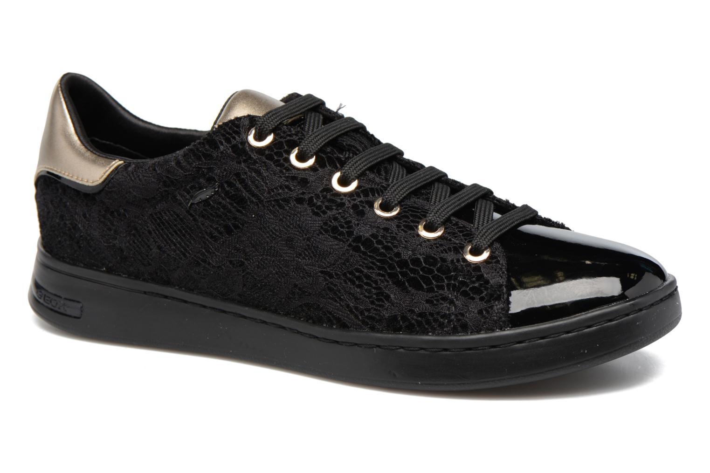 Sneakers Geox D JAYSEN A D621BA Zwart detail