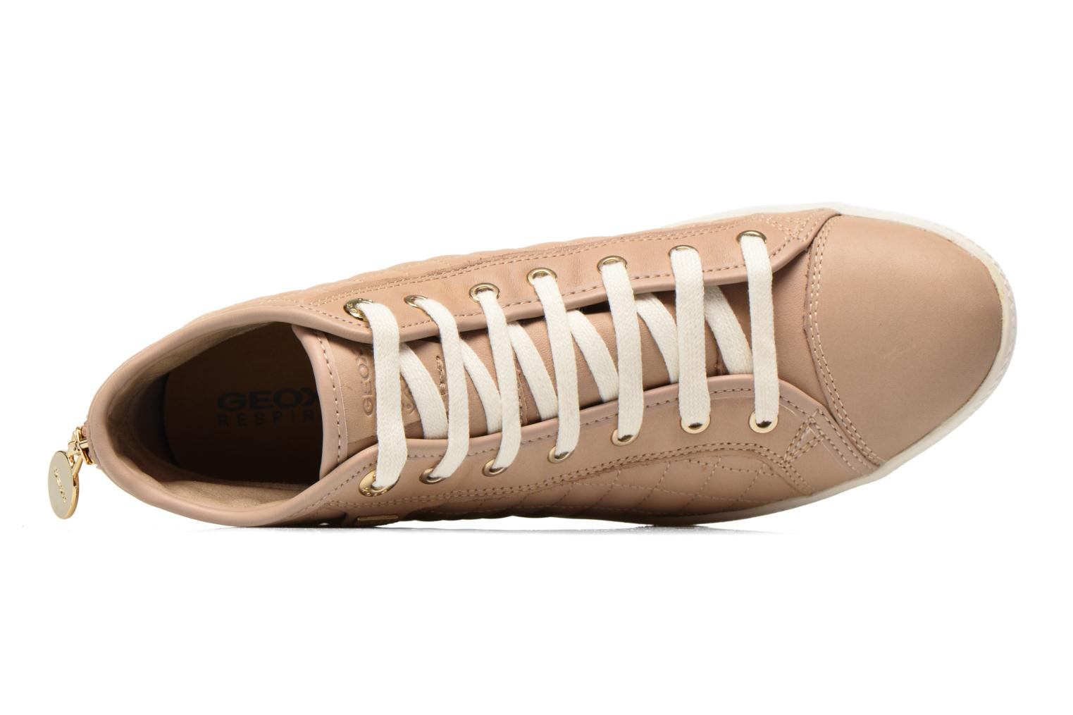 Sneakers Geox D AMARANTH ABX A D62Z4A Beige links