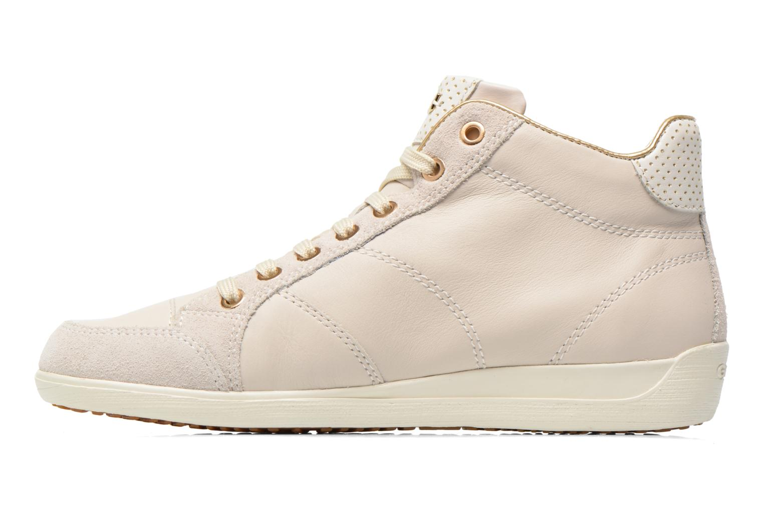 Trainers Geox D MYRIA A D6268A White front view
