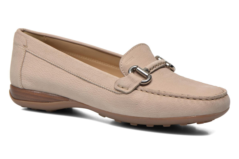 Grandes descuentos últimos zapatos Geox D EUXO D D6245D (Beige) - Mocasines Descuento