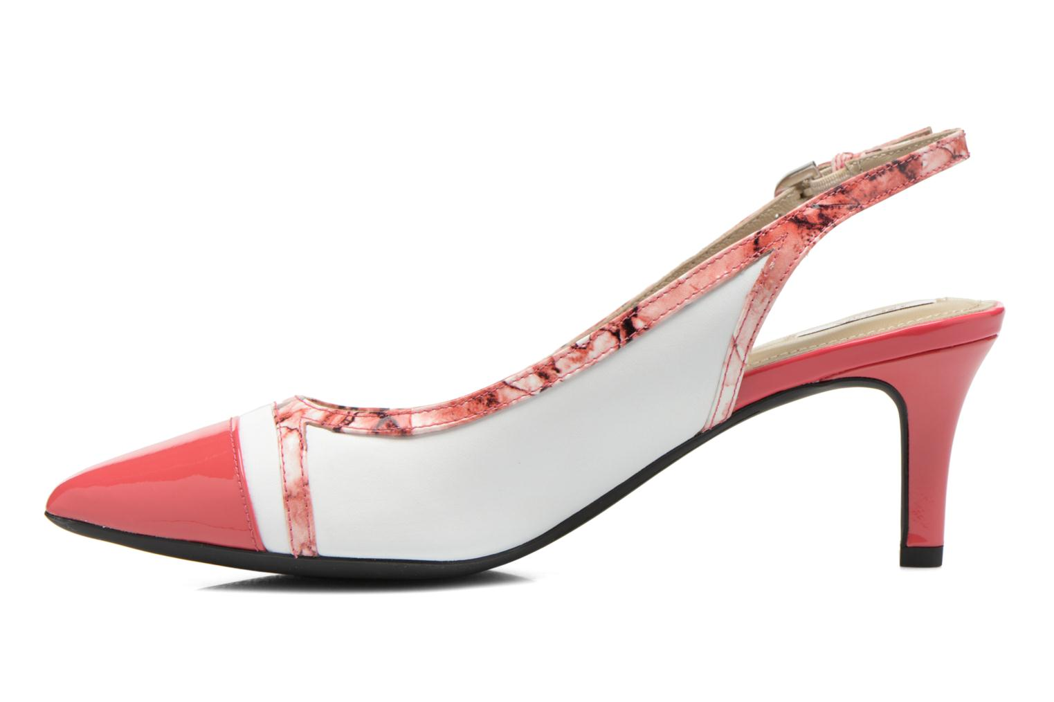 High heels Geox D ELINA B D62P8B Pink front view