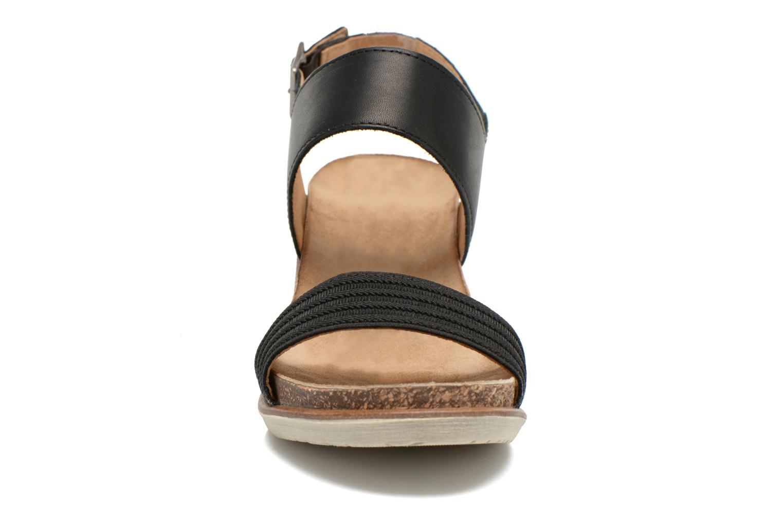 Sandales et nu-pieds P-L-D-M By Palladium Sheldon Vgt Noir vue portées chaussures