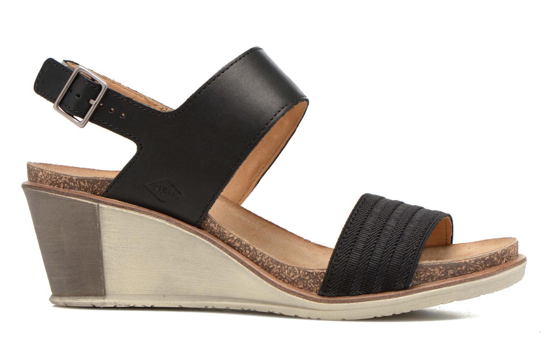 Sandales et nu-pieds P-L-D-M By Palladium Sheldon Vgt Noir vue derrière