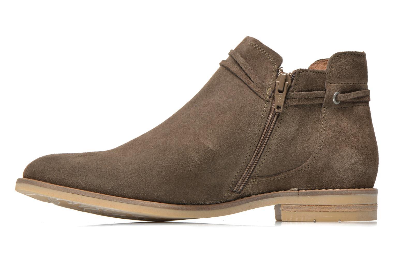 Bottines et boots P-L-D-M By Palladium Savory Sud Marron vue face