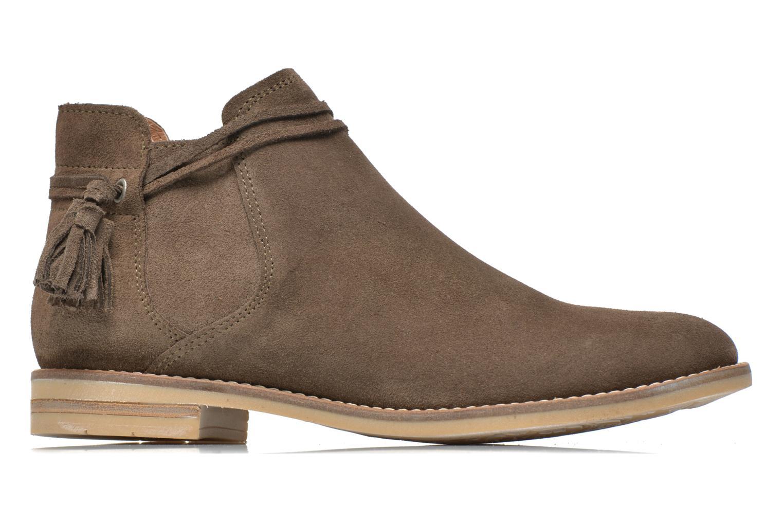 Bottines et boots P-L-D-M By Palladium Savory Sud Marron vue derrière
