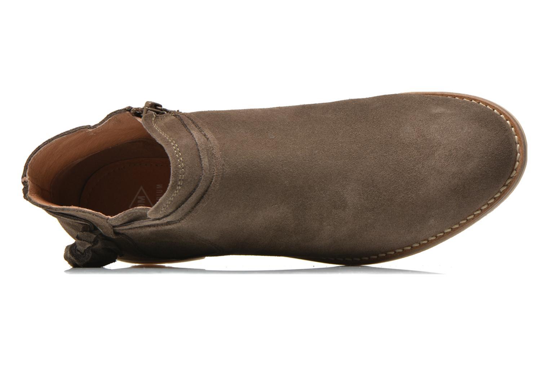 Bottines et boots P-L-D-M By Palladium Savory Sud Marron vue gauche