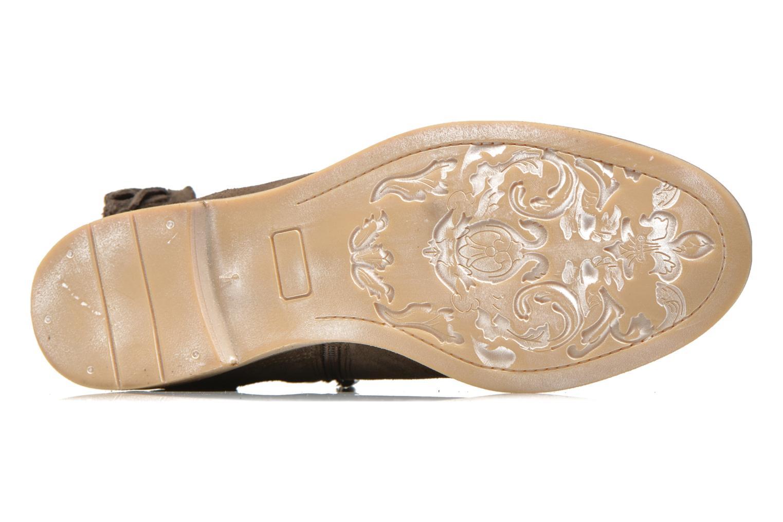 Bottines et boots P-L-D-M By Palladium Savory Sud Marron vue haut