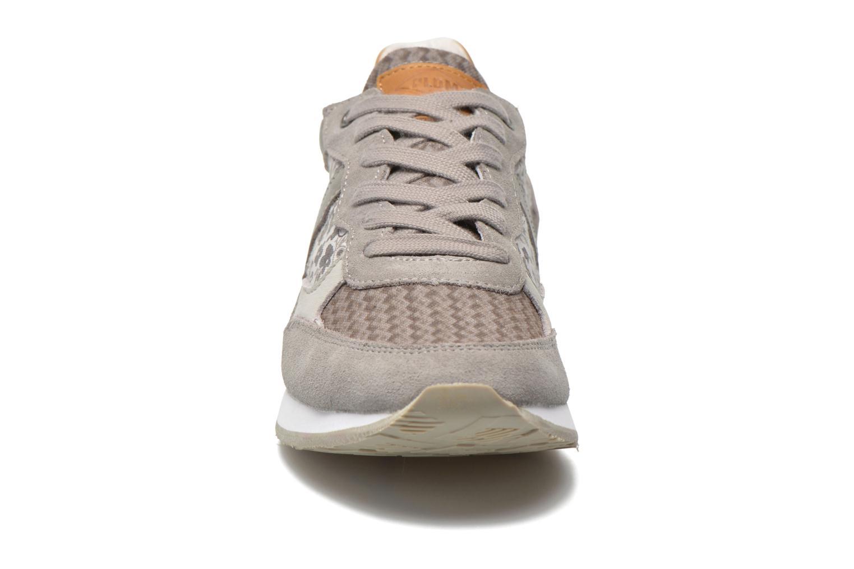 Sneakers P-L-D-M By Palladium Segundo Print W Grigio modello indossato